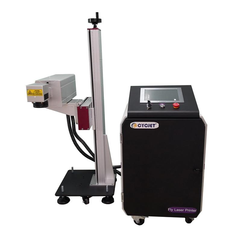 CYCJET Automatic UV Laser Marking Machine