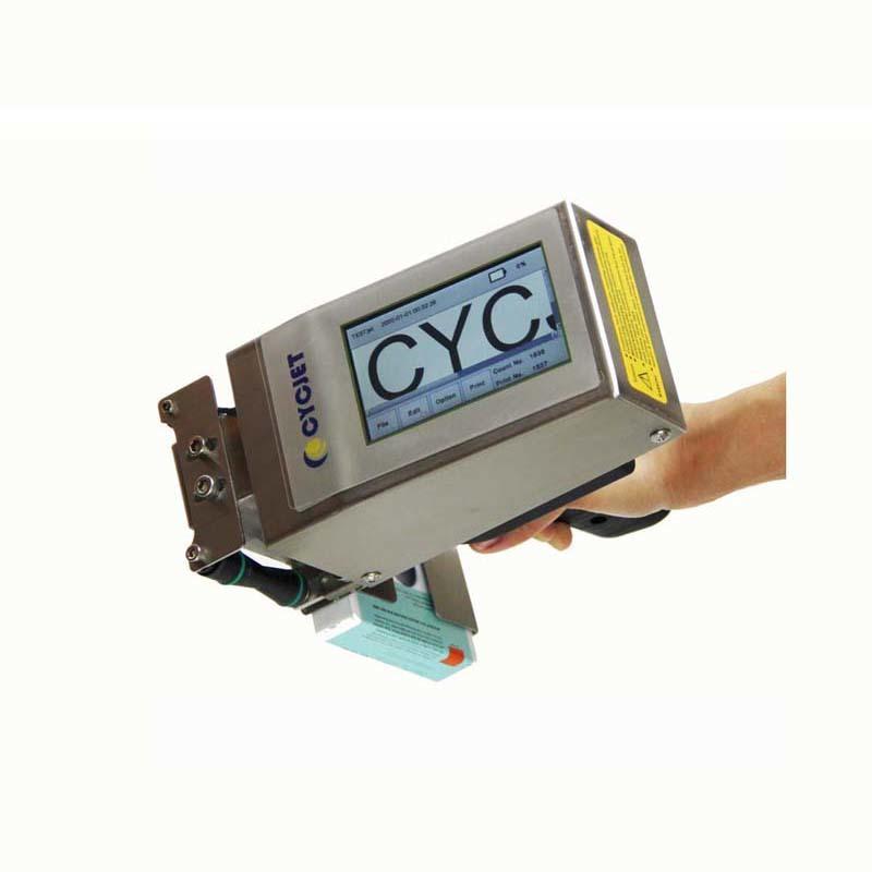 CYCJET CH3 Handheld Inkjet Printer