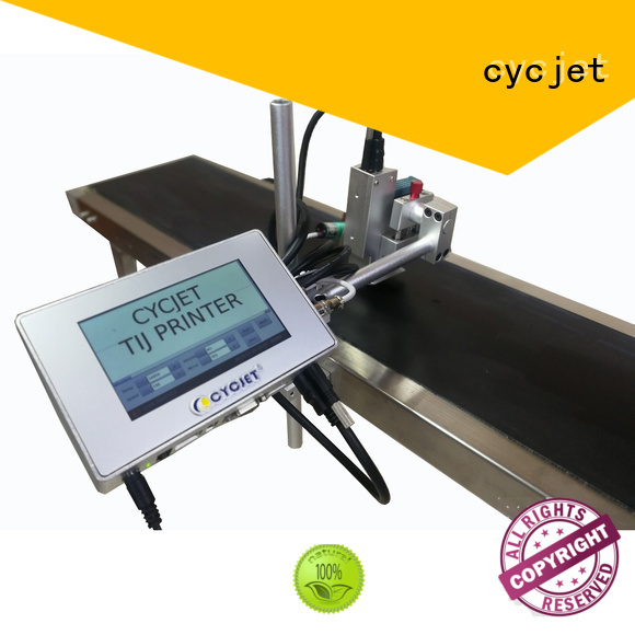 cycjet High-quality inkjet coding machines Suppliers for large character printing