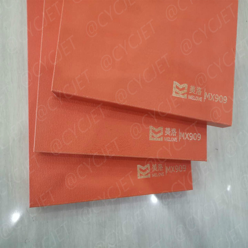How to Achieve Customized Design for Sheet Material by CYCJET 30W CO2 Laser Marking Machine
