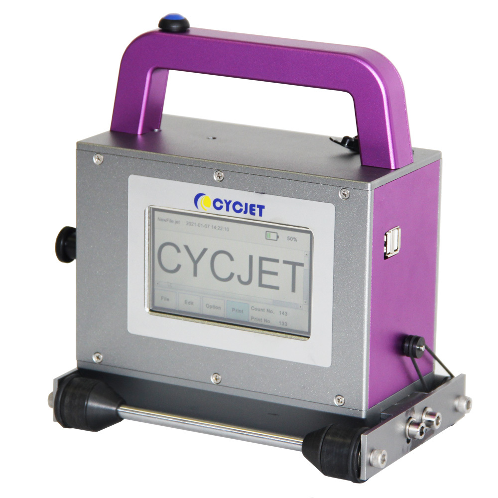 CYCJET CH7 Large Character Handheld Inkjet Printer