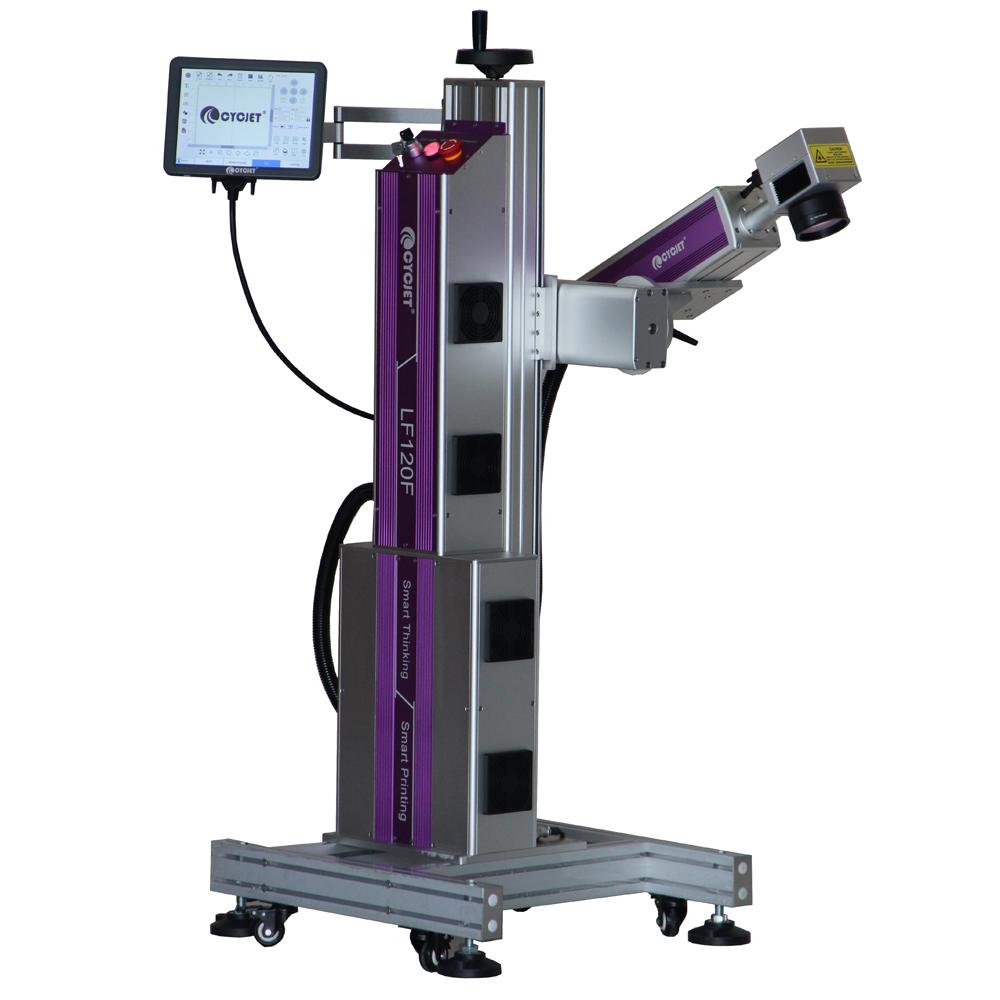 CYCJET LF120F High-Speed Fly Laser Printer