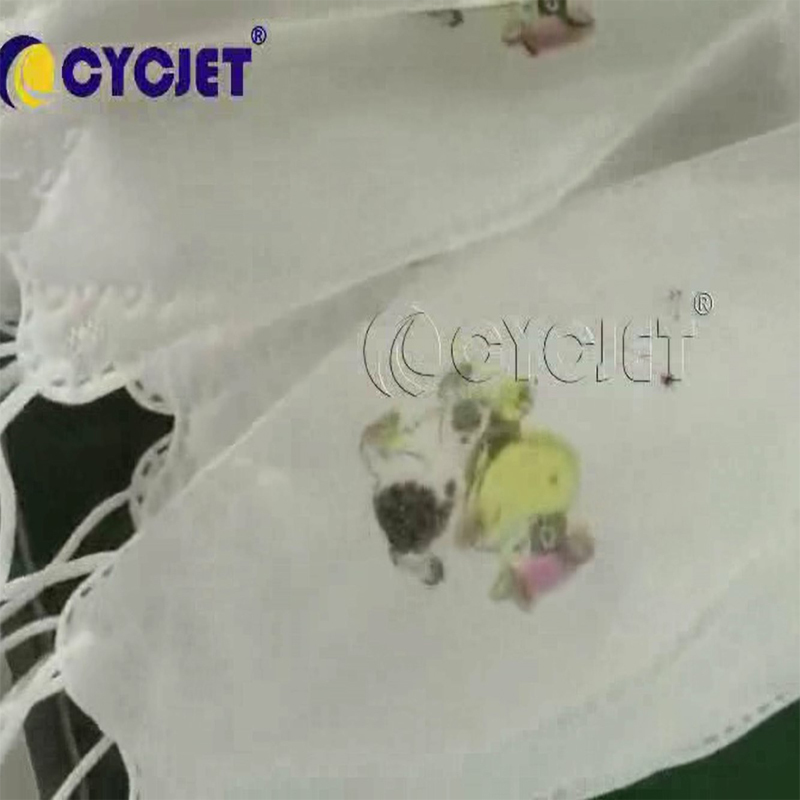 How to Achieve Colorful Logo Printing for Masks by CYCJET ALT500UV High-resolution Inkjet Printer
