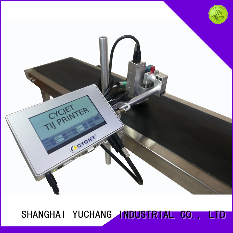 New coding machine portable manufacturers for large character printing
