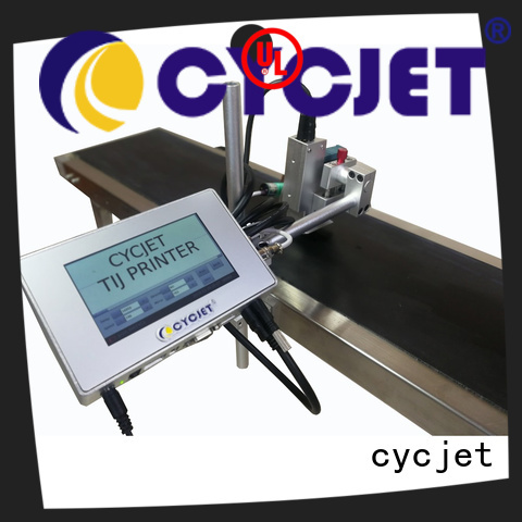 cycjet New laser marking equipment Supply for food package