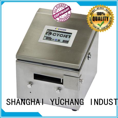 New tij automatic printer smart Supply for plastic pipe