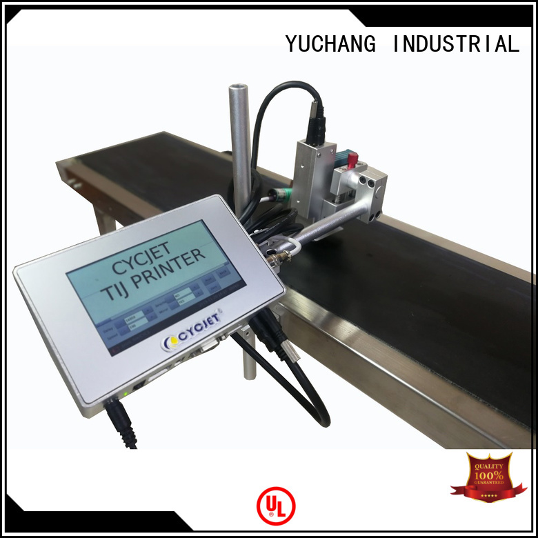 cycjet High-quality tij printer Suppliers for food package