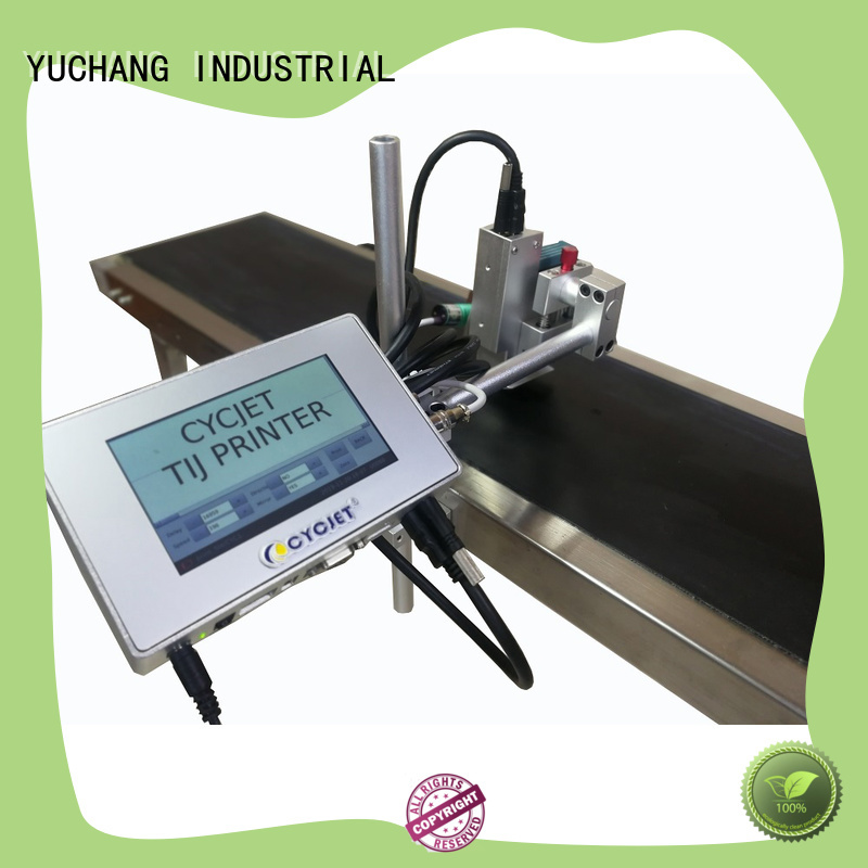 cycjet jet tij automatic printer Suppliers for food package