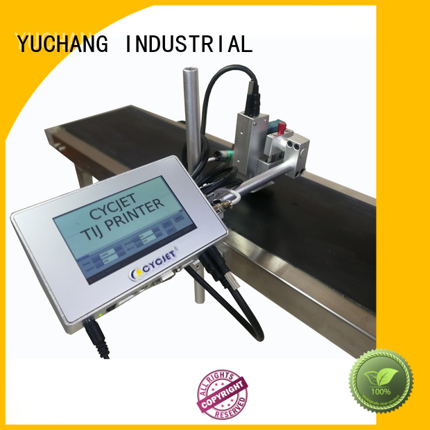 cycjet inkjet coding machine Suppliers for wood