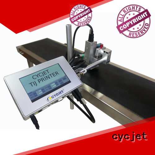 cycjet Top inkjet coding machine manufacturers for plastic pipe