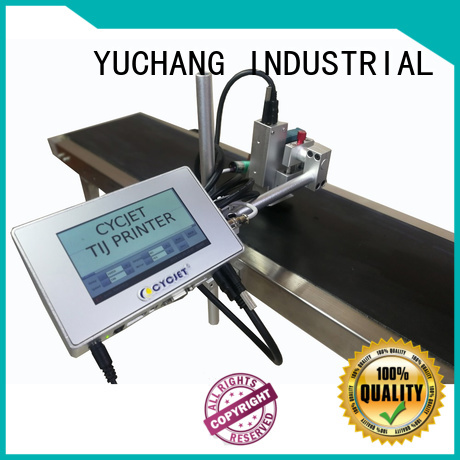 Latest laser marking equipment portable Supply for food package
