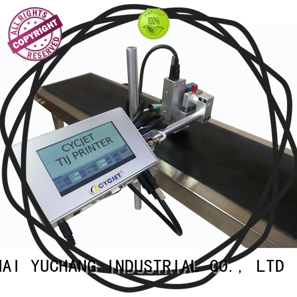 high speed laser marking equipment manufacturer for food package