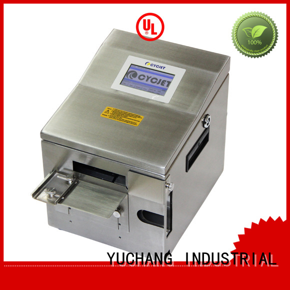 Wholesale Portable inkjet printer alt200 factory for plastic label