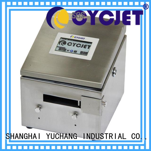 cycjet printing TIJ Inkjet Printer Supply for food package
